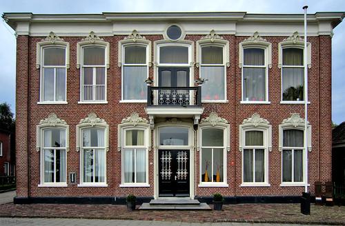 Groningen: Bierum old town hall