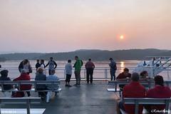 BC Ferry Ride to Swartz Bay