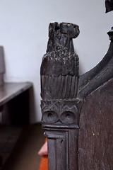 figure among cornstalks? (15th Century)