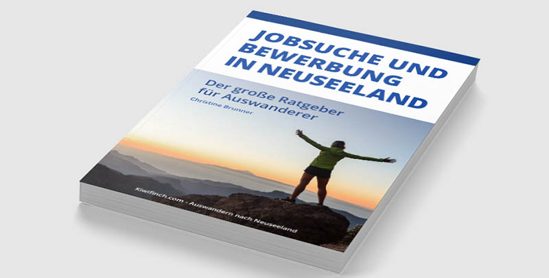 Jobsuche und Bewerbung in Neuseeland - Auswandern nach Neuseeland