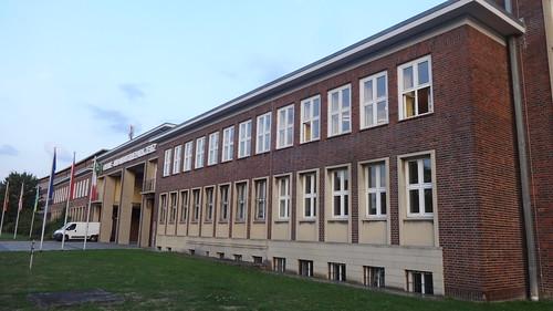1937/38 Alt-Tröglitz BRABAG-Verwaltungsgebäude Hauptstraße 30 in 06729 Elsteraue
