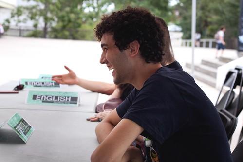 Alejandro Caravaca - Corresponsal 2018-19 en Lovaina