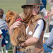 LADY CUDDLING DOG, CHATSWORTH COUNTRY SHOW, DERBYSHIRE_DSC_1763_LR_2.5