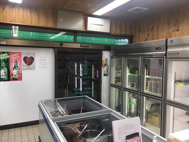 IMG_8116 麻布第一物産 麻布十番 韓国料理 キムチ ひめごと