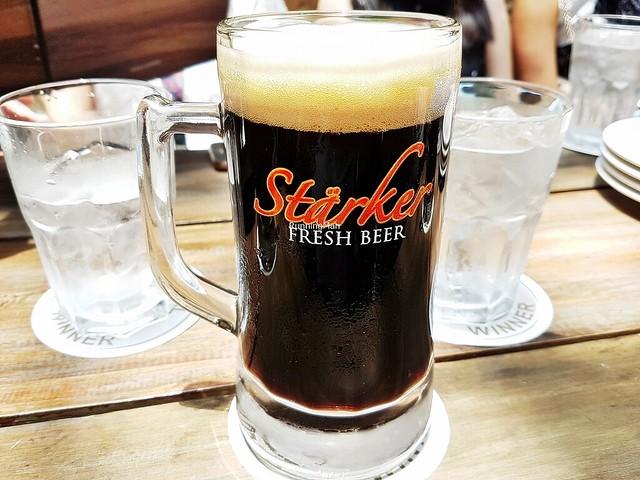 Beer Starker Charcoal