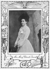 Rights leader Mary Church Terrell: 1902