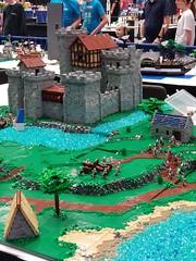 Castle build for BrickSlopes2018