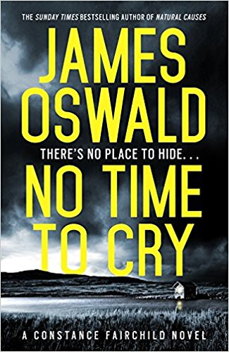James Oswald, No Time to Cry