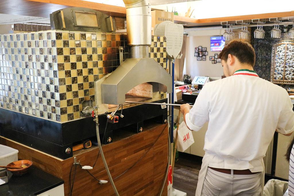 義大利米蘭手工窯烤披薩 台北中山店 Milano Pizzeria Taipei (25)