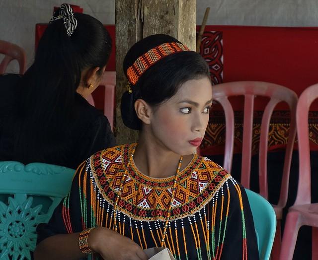 INDONESIEN, Sulawesi - Traditionelle Totenfeier der Toraja bei Makale, 17656/10668