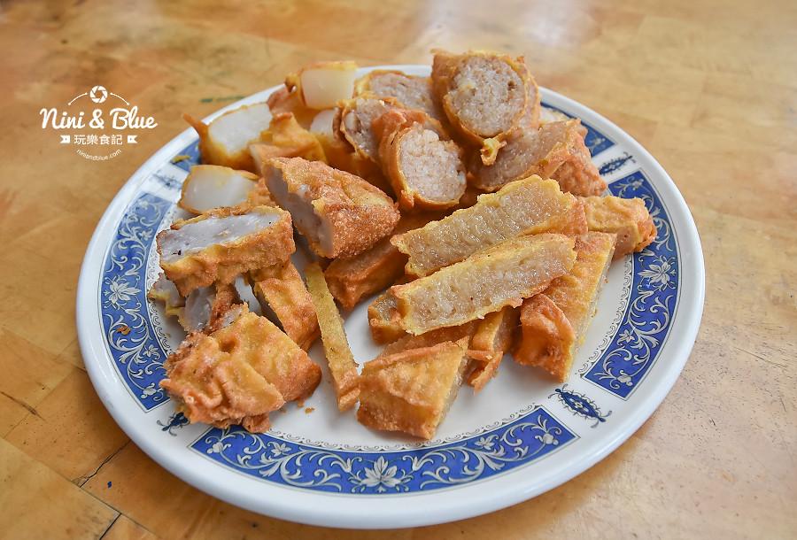 丁記炸粿 台中小吃 炸物 米腸12