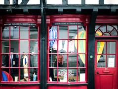 100x/49 - York shop front