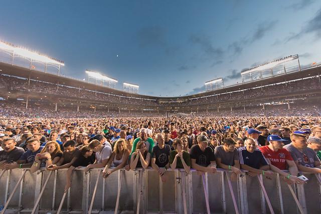 Pearl Jam Wrigley Field-5331