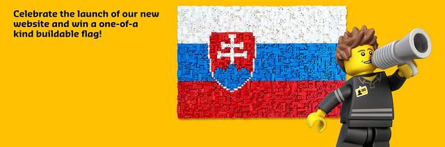 Shop.LEGO.com Słowacja