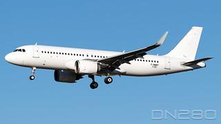 SlamAir A320-251N msn 7181