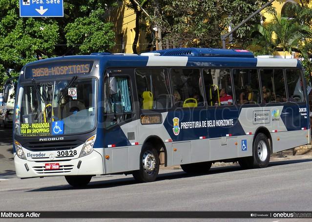 Bettania Ônibus - 30828