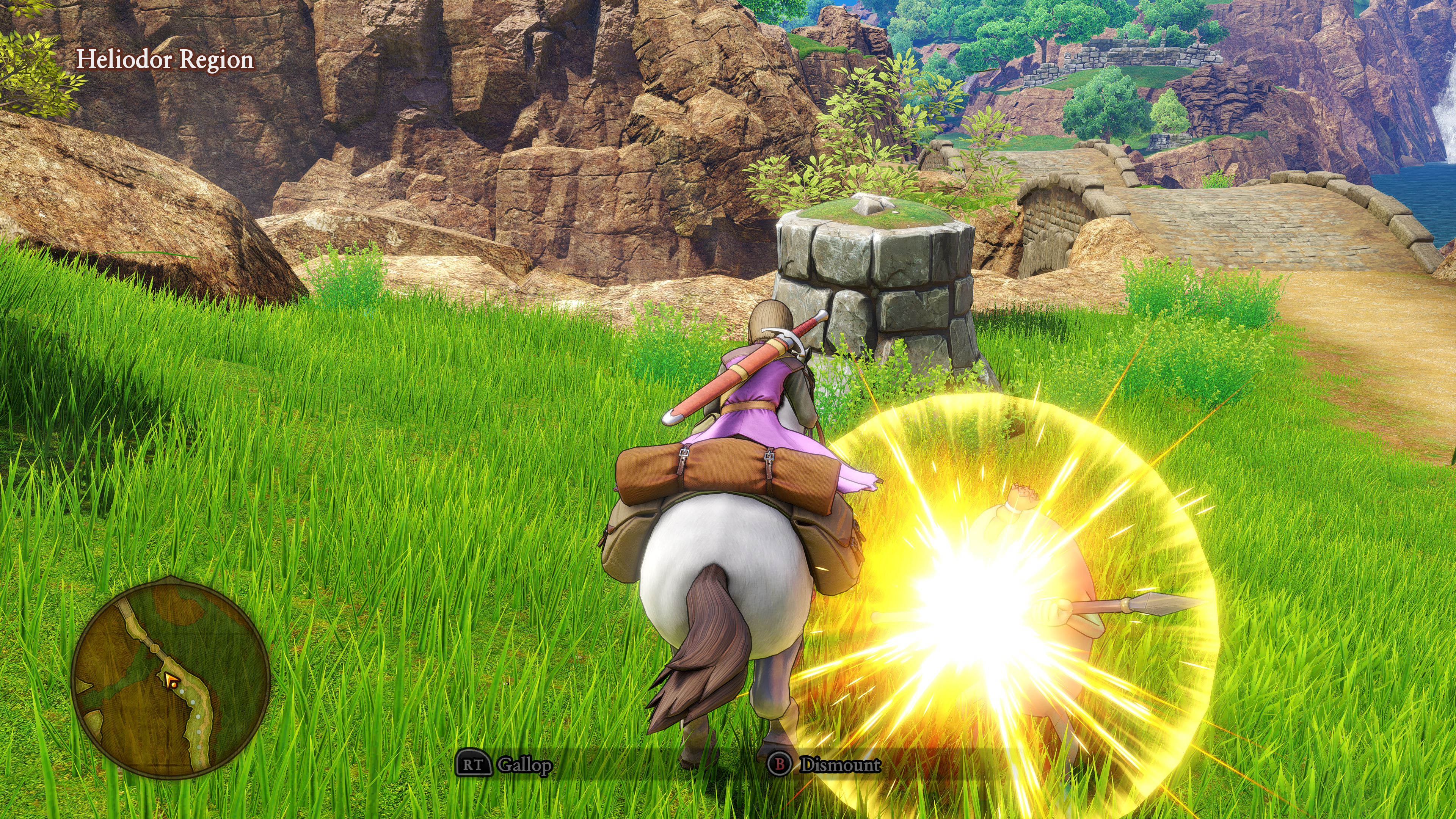 Dragon Quest XI: Echoes of an Elusive Age PC performance thread