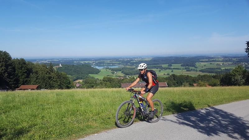 Vacaciones en Alemania 12-13 Agosto. Cerca de Rimsting y visita a Maloja