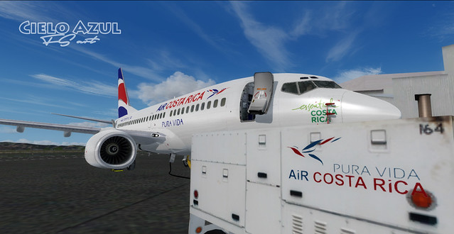 Air Costa Rica (TI-BGV) v3.6