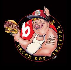 Bacon Day 2018 | Logo