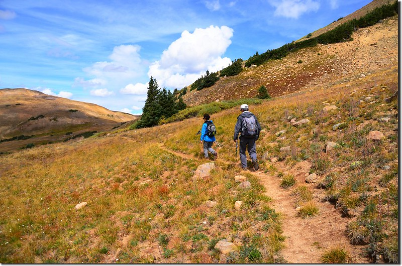 Taken from Continental Divide Trail (23)