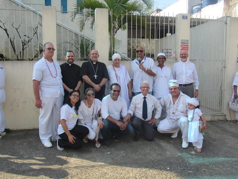 """IV Caminhada Inter-religiosa pela Paz: """"Acredite, você pode promover a paz"""""""
