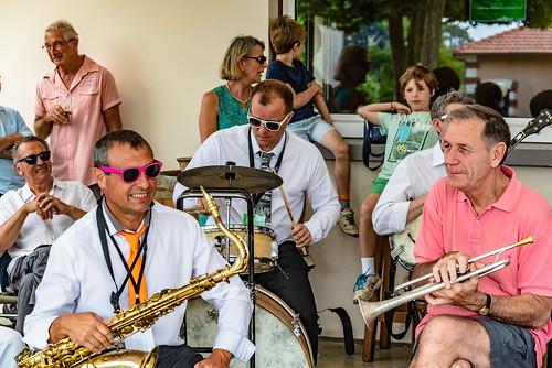 10-Eric Luter et son jazz band pour l'apéro swing