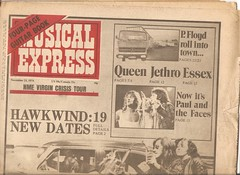 Musical Express 23 Kasım 1974
