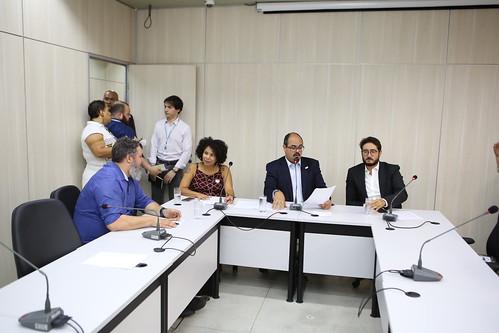 30ª Reunião Ordinária - Comissão de Direitos Humanos e Defesa do Consumidor