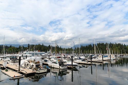 Devonian Harbour Park Vancouver