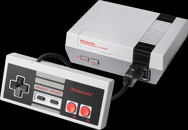NES Classic Console