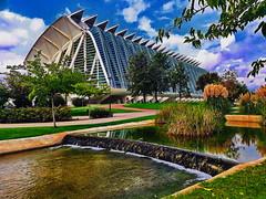 Turia Gardens and C.A.C.