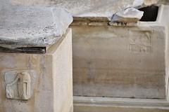 Standardized sarcophagi