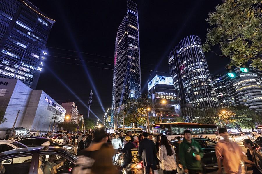 Како еден странец стекнуваше возачка дозвола во Кина 8