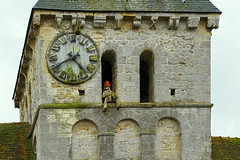 Cambremer bell tower - Photo of Saint-Loup-de-Fribois