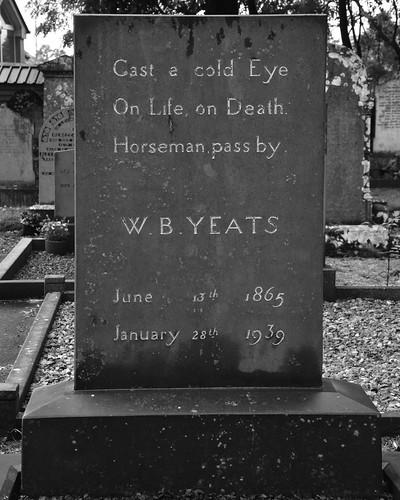 Grave of W.B. Yeats, Drumcliff