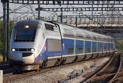 TGV 29708 + 29707 - Photo of Licourt