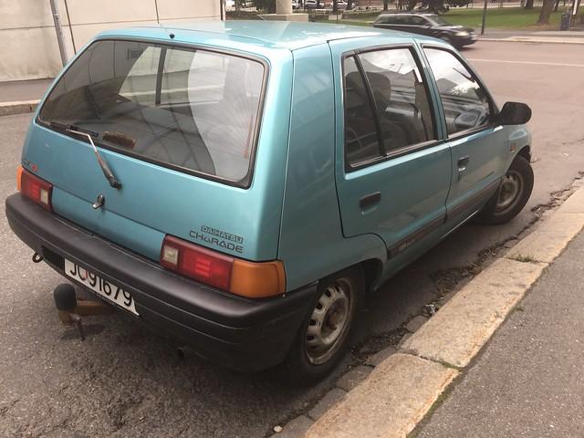 1992 Daihatsu Charade CX