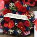 Poppy wreath WW1 1918 - 2018 - 100 years