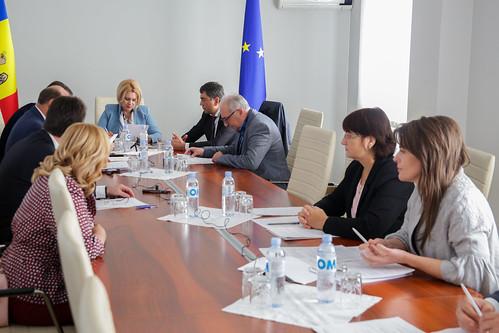 12.09.2018 Ședința Comisiei politică externă și integrare europeană