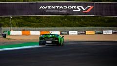New Lamborghini Aventador SVJ