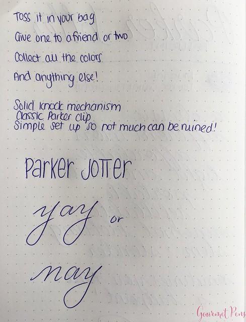 Parker Jotter Ballpoint Pen @AppelboomLaren 4