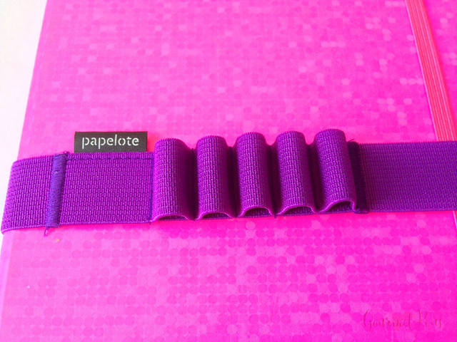 Papelote A5 Notebook Strap @BureauDirect 4