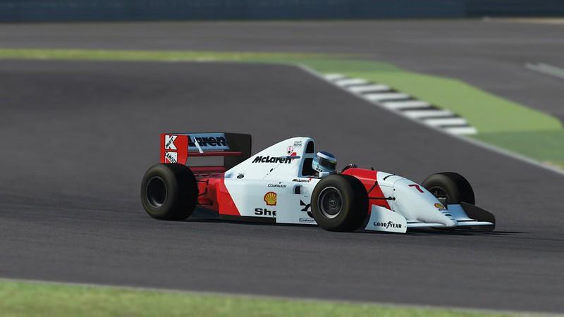 rFactor 2 McLaren MP4/8