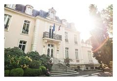Université Paris-Sud - le château