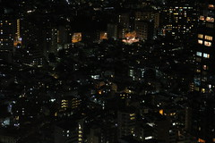 Tokyo Government bldg. viewpoint