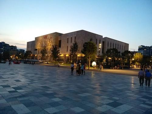 2018 Tirana