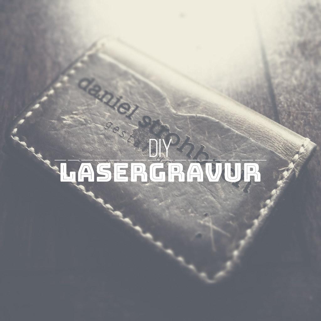 DIY Lasergravur