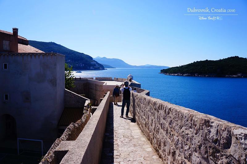 2018 Croatia Walls of Dubrovnik 10