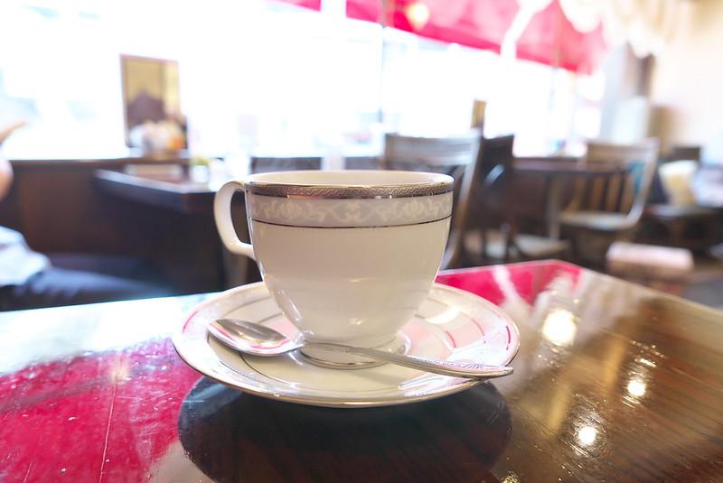 西日暮里 カフェ・ド・パルクのポークジンジャー